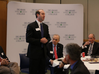 Kimmel Carter Managing Partner Larry Kimmel Speaks at Delaware Decision Makers