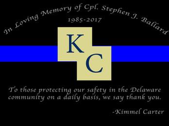 Tribute to Cpl. Stephen J. Ballard
