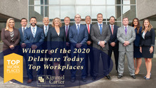 Kimmel Carter Wins Top Workplace for the 5th Year!