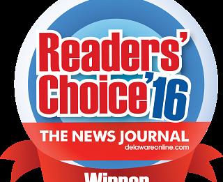Kimmel Carter Wins News Journal Readers' Choice Award