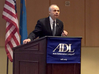 Morton Kimmel Speaks at Beau Biden SHIELD Award Ceremony