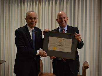 Kimmel Carter Founding Partner Morton Kimmel Receives Order of the First State from Gov. Jack Markel