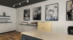 Bryer Carpet & Blinds Office Project