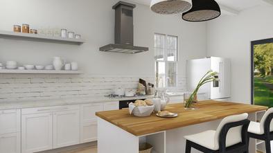 Kitchen Rendering