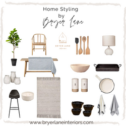 HOME STYLING BOARDS