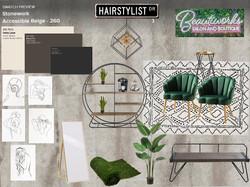 Elysian Salon Project