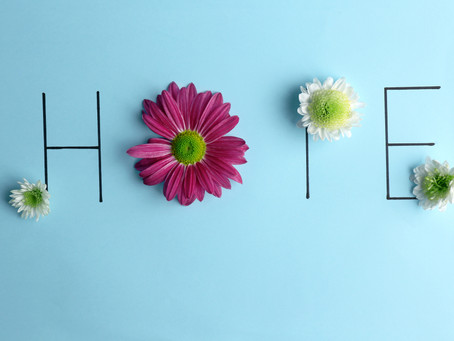 Imagining God; Finding Hope