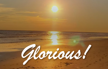 Life May Never Be The Same, But it Can Be Good; Even Glorious!
