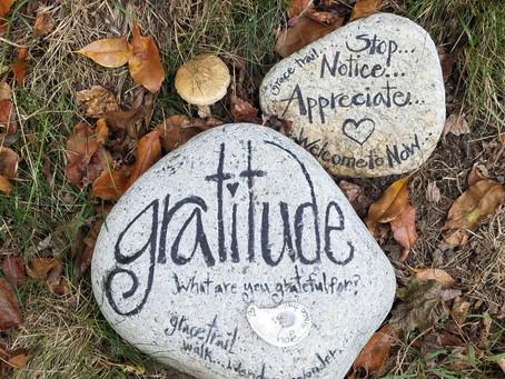 Less Grumble; More Grateful