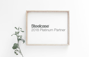 STEELCASE PLATINUM PARTNER 2018