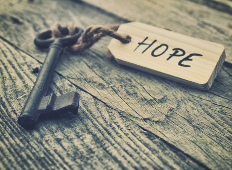 The Key to Hope in Hopeless Times