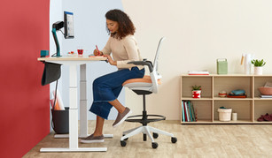 VOTED BEST OFFICE CHAIR OF 2020 BY CNN  STEELCASE SERIES 1