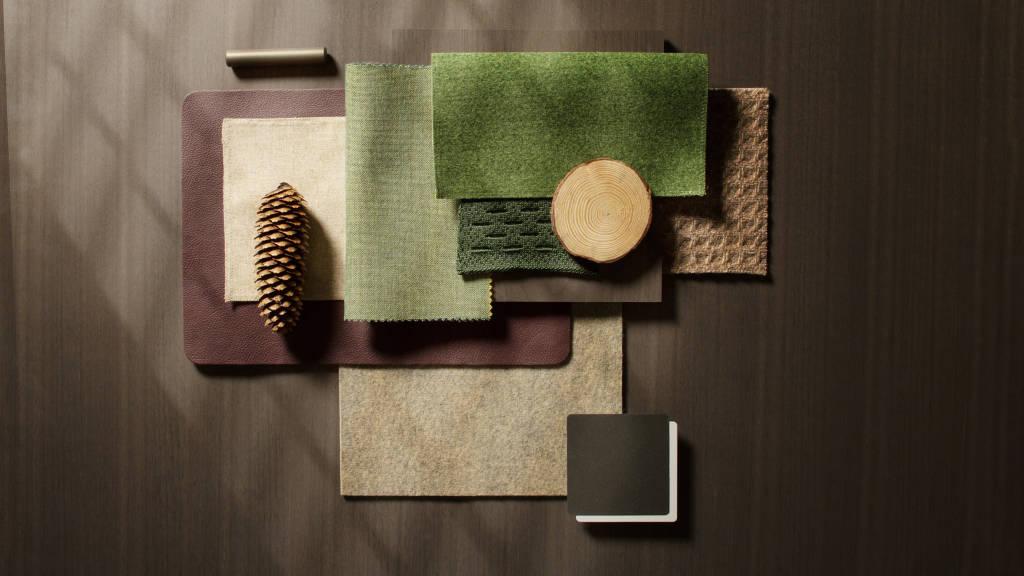 Designtex Mood Board