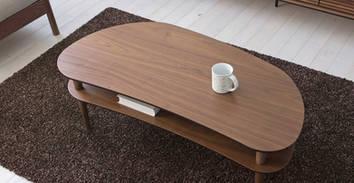PIKO 1100 LIVING TABLE (Walnut WA)