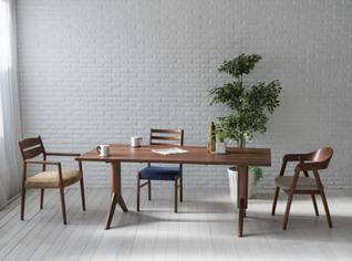 COX TABLE (Mahogany MWA) LEG 03 ARROW