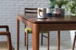 LUND TABLE (Mahogany MWA)