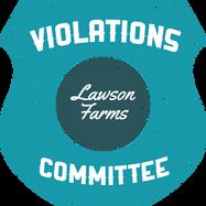 Violations Committee Logo