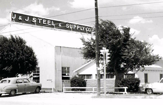 J&J Steel Service Center