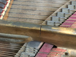 Can a Cracked Harp be Fixed?