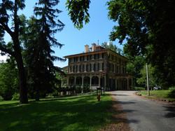 Orianda House at the Crimean estate in G