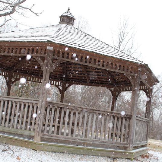 Gazebo at Carrie Murray Nature Center