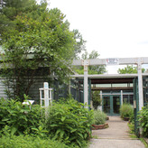 Carrie Murray Nature Center entrance