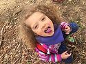 child eating violets.jpg
