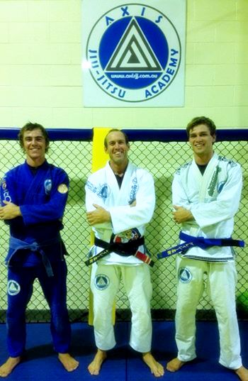 The original BJJ Yamba Team