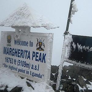 Mout Rwenzori Hiking