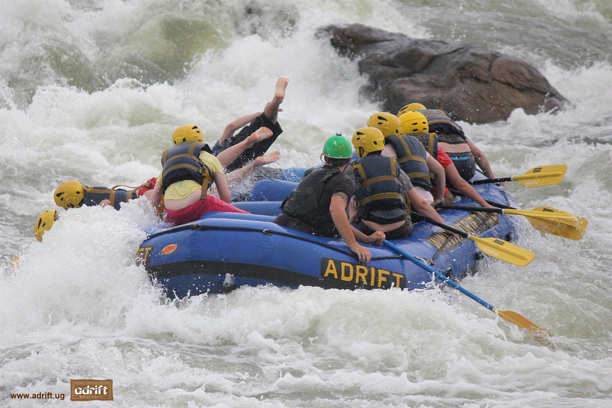 River NileRafting-Jinja