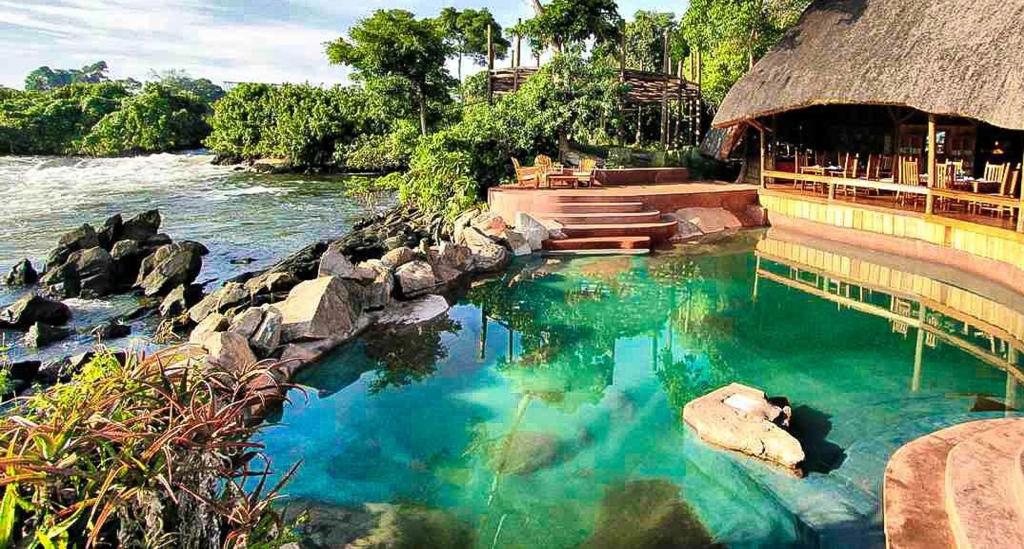 Wild waters Jinja