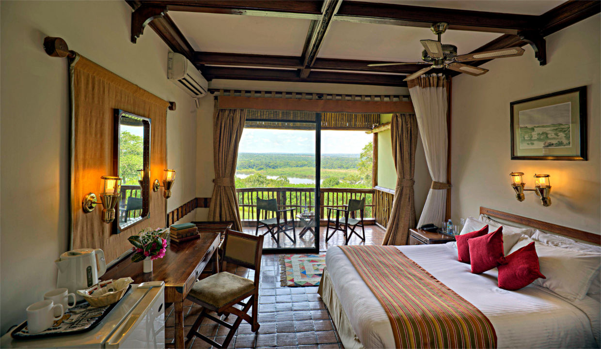Safari Lodging