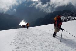 Mount Rwenzori climbing