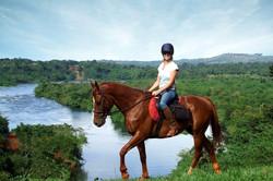 River Bank Horse riding