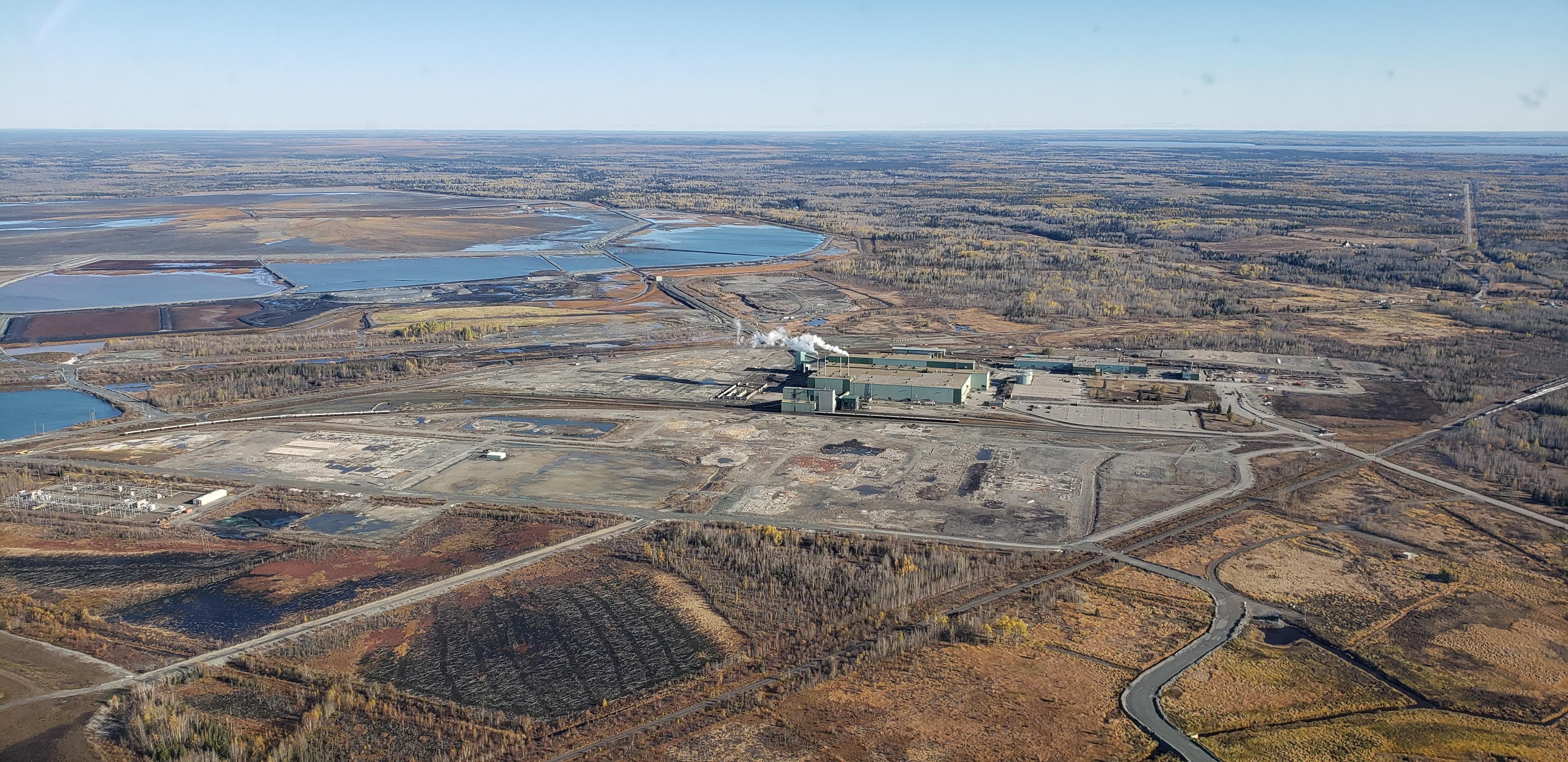 Glencore Canada-Metallurgical Process Si