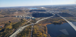 Dome Mine Pit- Newmont Goldcorp