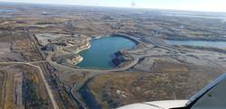Pamour Mine Pit- Newmont Goldcorp