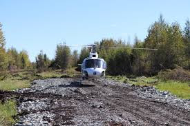Fortune Nickel and Gold Commences Airborne Geophysical Review...