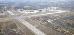 Timmins_Airport Runway