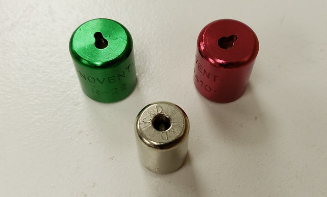 Don't Get Locked Out! Locking Port Cap Quick Tip!