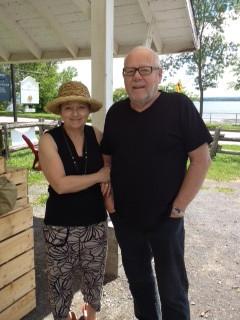 44e anniversaire de mariage, félicitation!