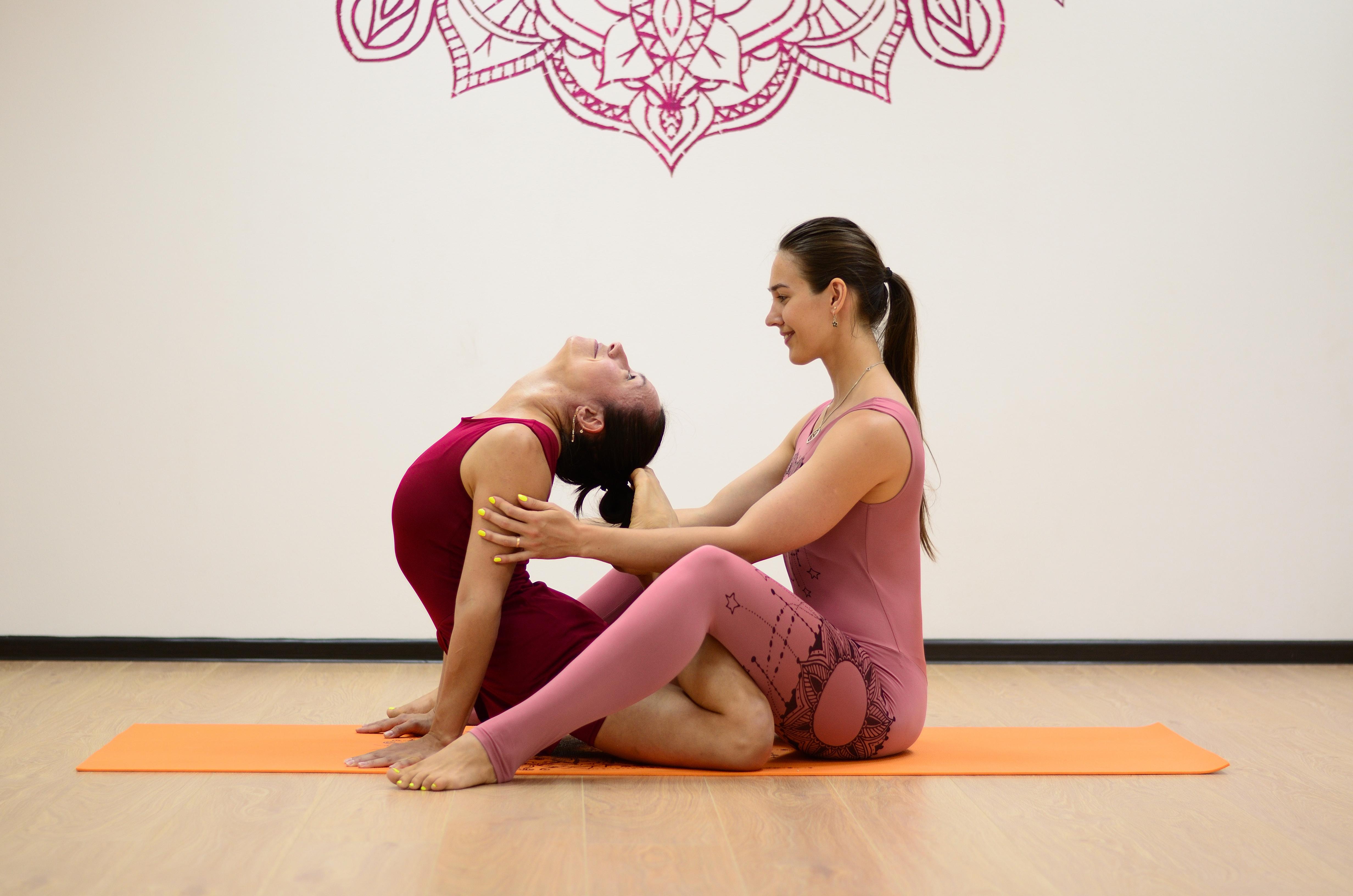 студия йоги й новосибирск