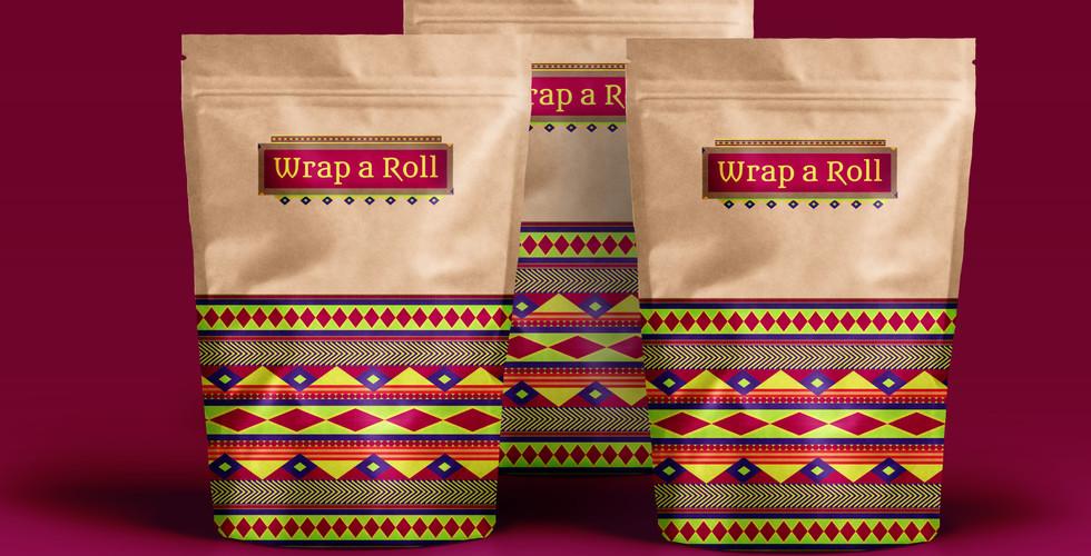 Wrap A Roll | Food Truck