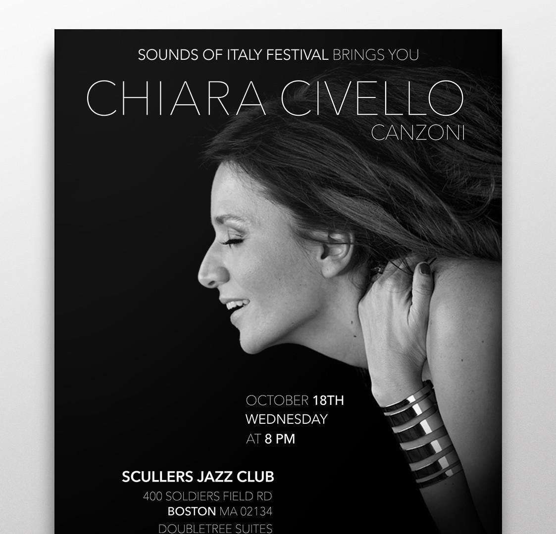 Chiara Civello US Tour