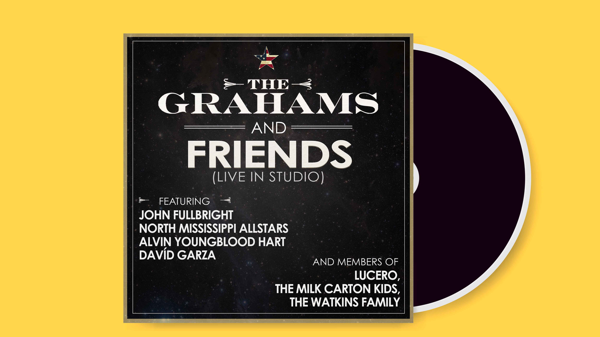 The Grahams and Friends (Studio)