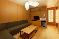 Suite Room: living room
