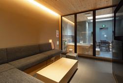 DX Suite Room: Living room