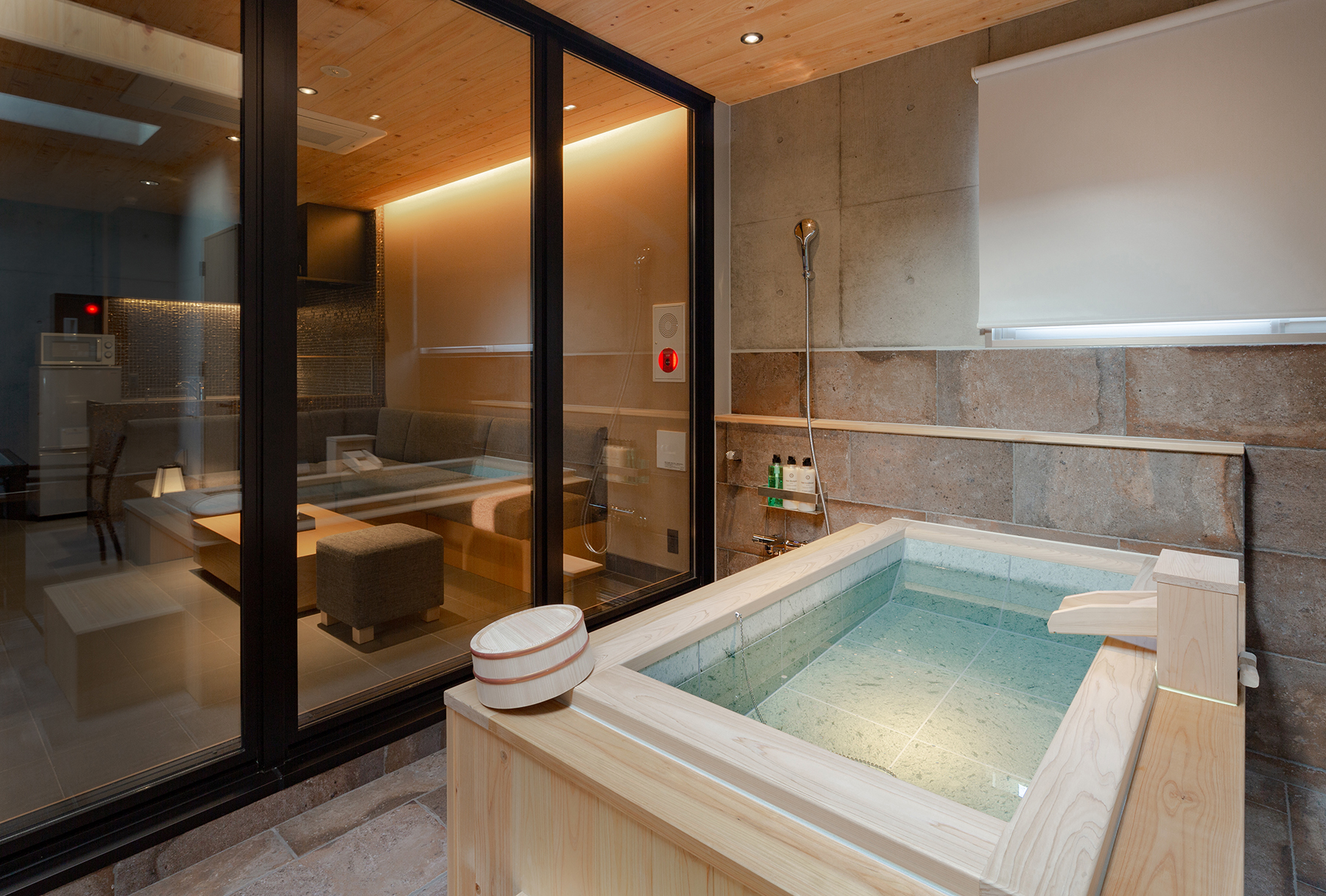 DX Suite Room: Luxury private bath