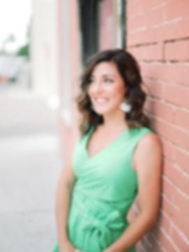 Anna Dunn Lead Planner, Kelly Kennedy Weddings