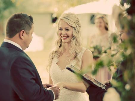 Flawless Fall Wedding - Sadge & Mike